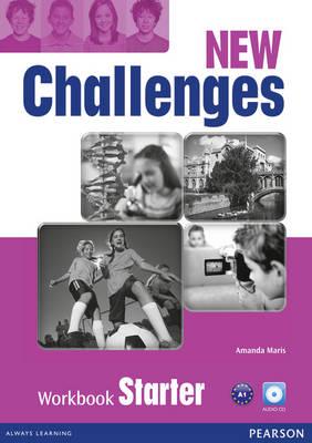Pre 2. stupeň ZŠ : New Challenges Starter Workbook & Audio